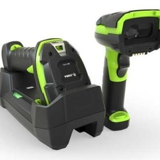 Rugged barcode scanners